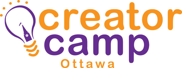 CreatorCamp Ottawa 2012 is this Sunday