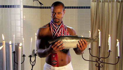 Silver fish handcatch: A Detroit TV anchor's story