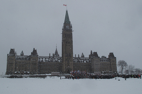 Summary of IdleNoMore traffic for Dec 30 – Jan 5