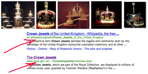 The Internet's Crown Jewels