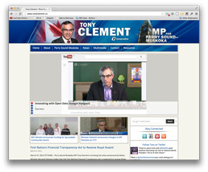 TonyClement-website
