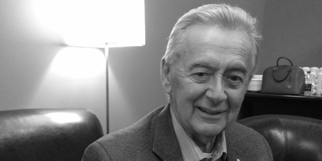 Conversation with Preston Manning (podcast)