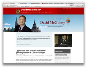 DavidMcGuinty-website