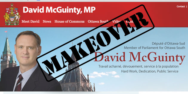 Digital Makeover: David McGuinty