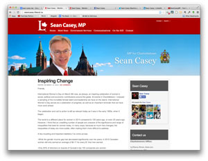 SeanCasey-website