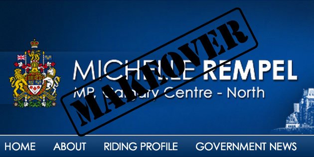 Digital Makeover: Michelle Rempel