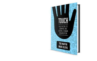 Learn TOUCH from Trevor Kerr and the British High Commission