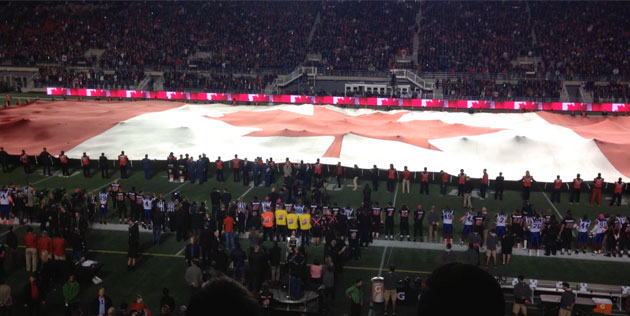 A powerful tribute to Patrice Vincent and Nathan Cirillo