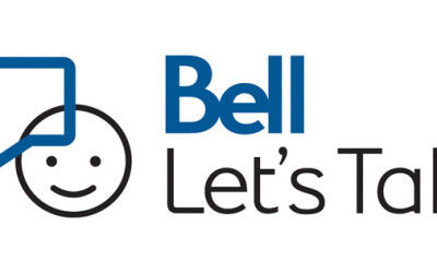 Don't forget the Let's Talk part of #BellLetsTalk