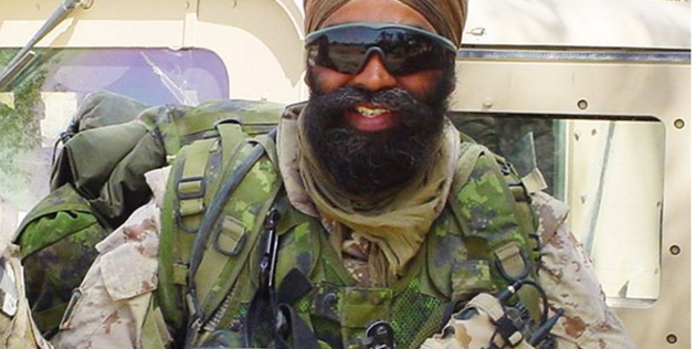 "Being knighted a ""badass"" made Harjit Sajjan Internet famous"