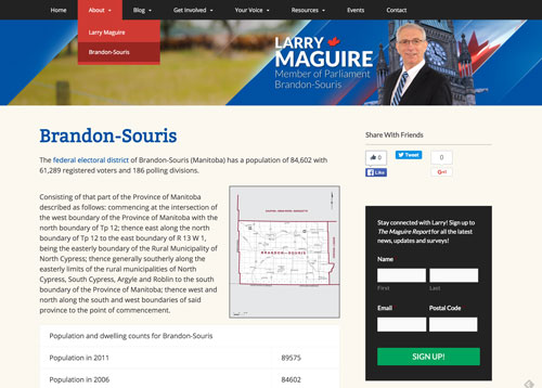 LarryMaguire-website-constituency