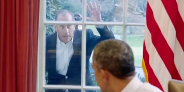 Seinfeld and Obama: a show about… people
