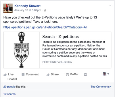KennedyStewart-Facebook-petitionpost