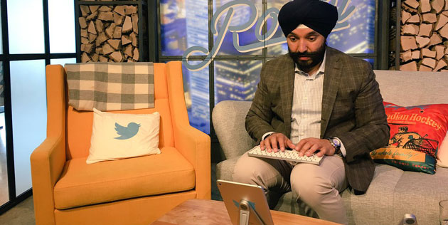 Lessons to be learned from #AskBains Twitter chat