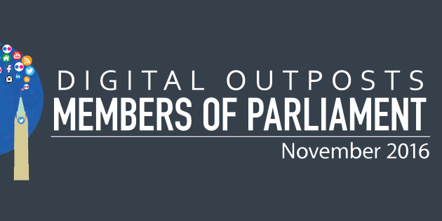 MPs and their digital outposts: November 2016